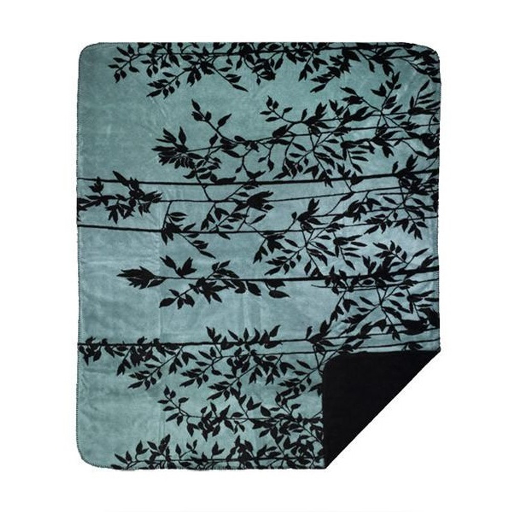Tree Branch Micro Plush Throw Blanket | Denali | 16149672 -2
