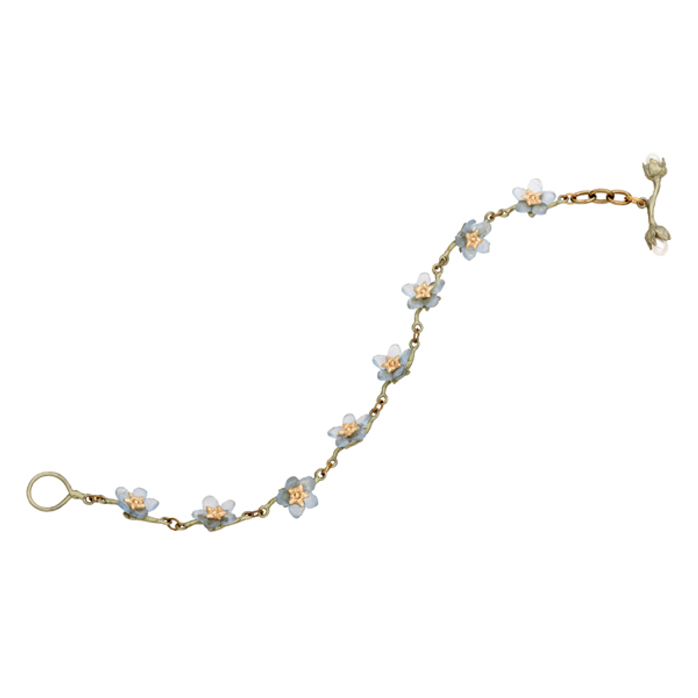 Forget Me Not Bracelet | Michael Michaud Jewelry | 7277bzwp