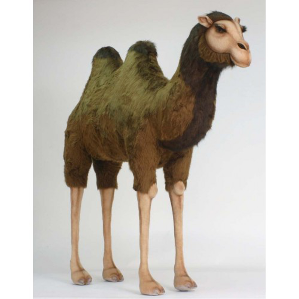 Camel Extra Large Stuffed Animal | Plush Camel Statue | Hansa Toys | HTU1813