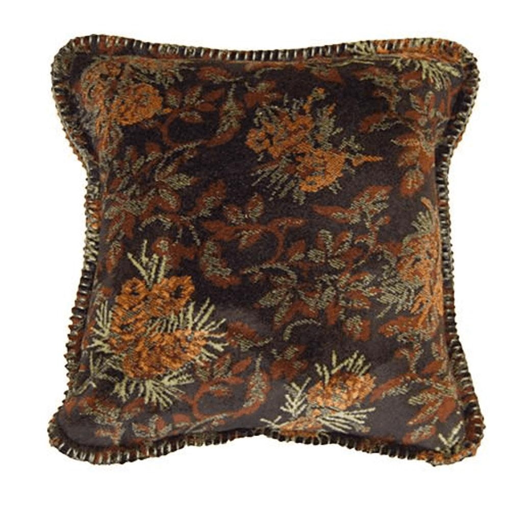 Pinecone Throw Pillow | Denali | DHC35021518