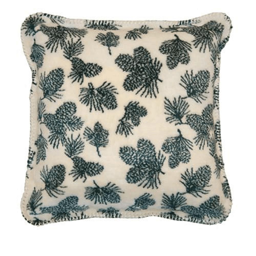 Winter Pinecone Throw Pillow   Denali   DHC35013918
