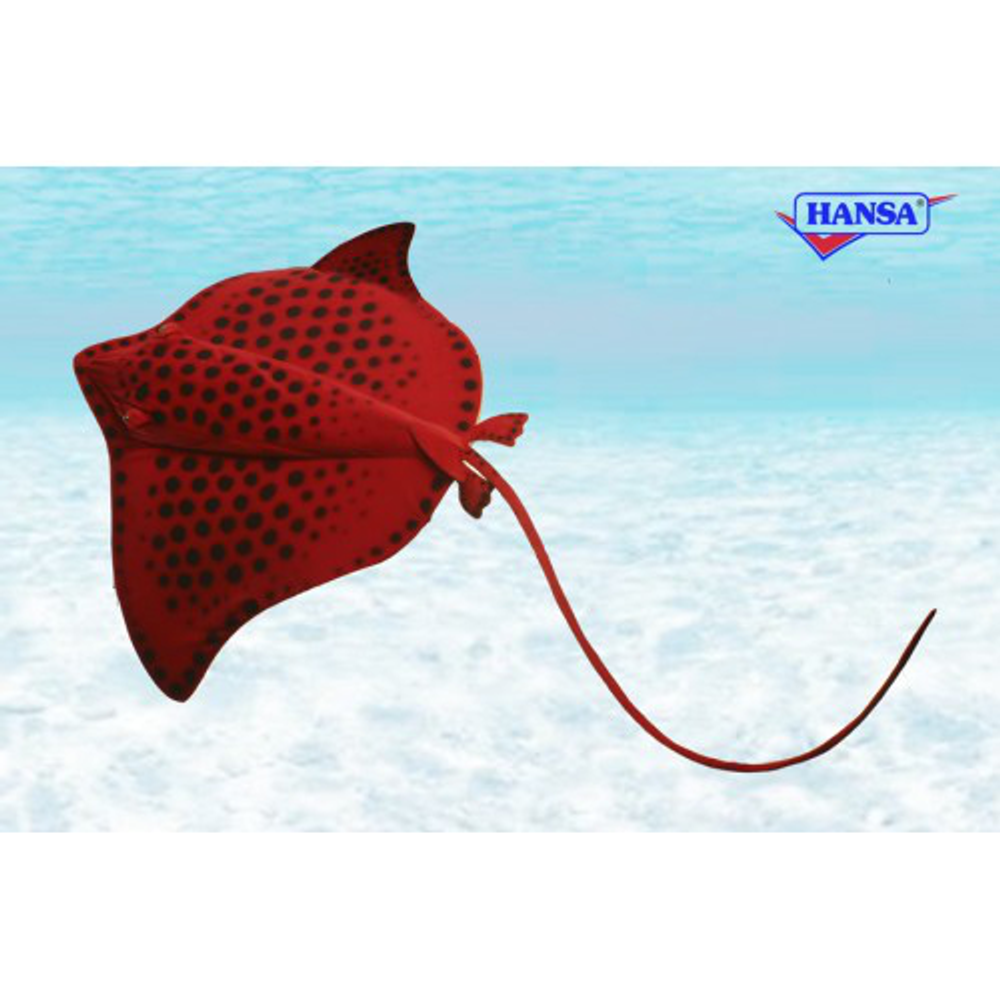 Stingray Large Stuffed Animal   Plush Ray Toy   Hansa Toys   HTU5082
