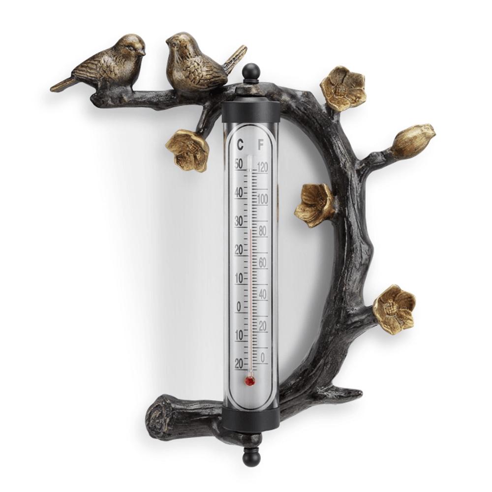 Lovebird Pair Thermometer | SPI Home | 34782
