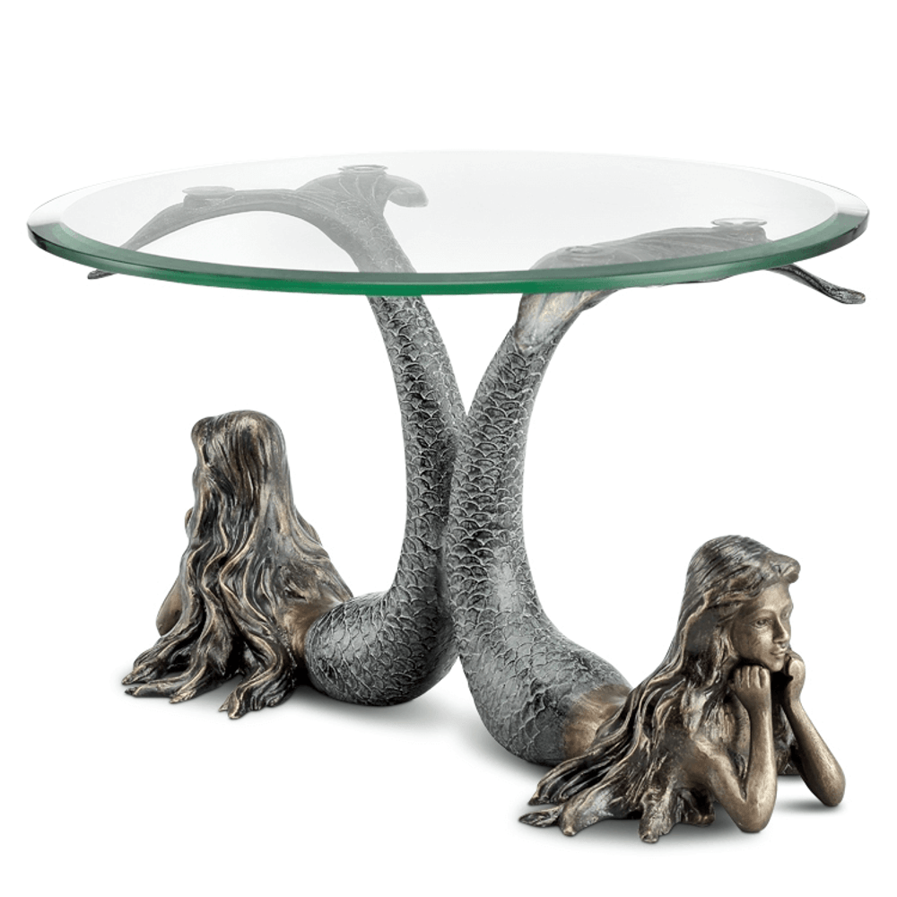Mermaid Pair Candle Holder | SPI Home | 34736 -2