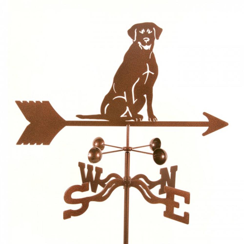 Labrador Dog Weathervane | EZ Vane | ezvLab