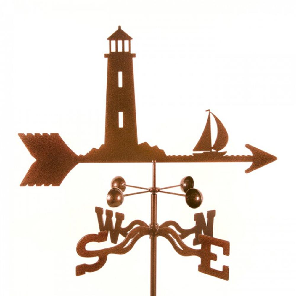 Lighthouse Weathervane | EZ Vane | ezvlighthouse