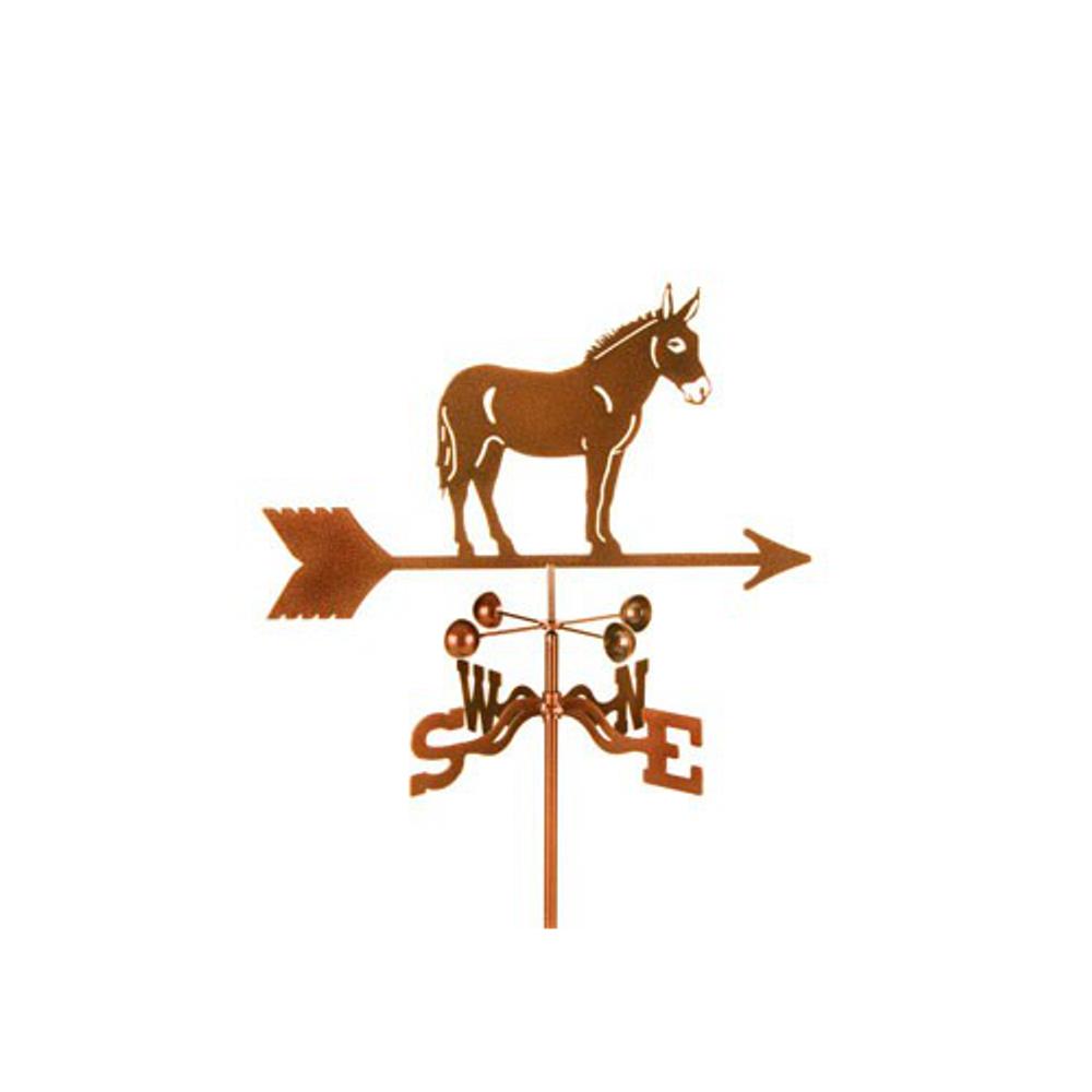 Mule Weathervane | EZ Vane | ezvmule