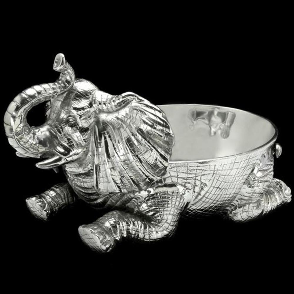 Elephant Serving Bowl   Arthur Court Designs   ACD103708