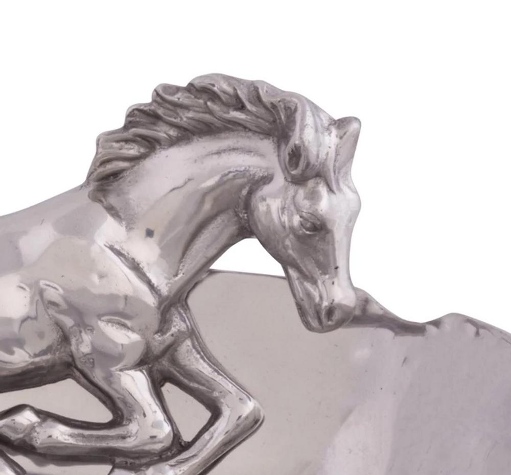 Horse Large Serving Bowl | Arthur Court Designs | 103830