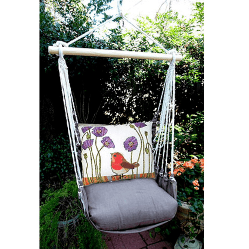 """Red Robin Hammock Chair Swing """"Chocolate"""" 