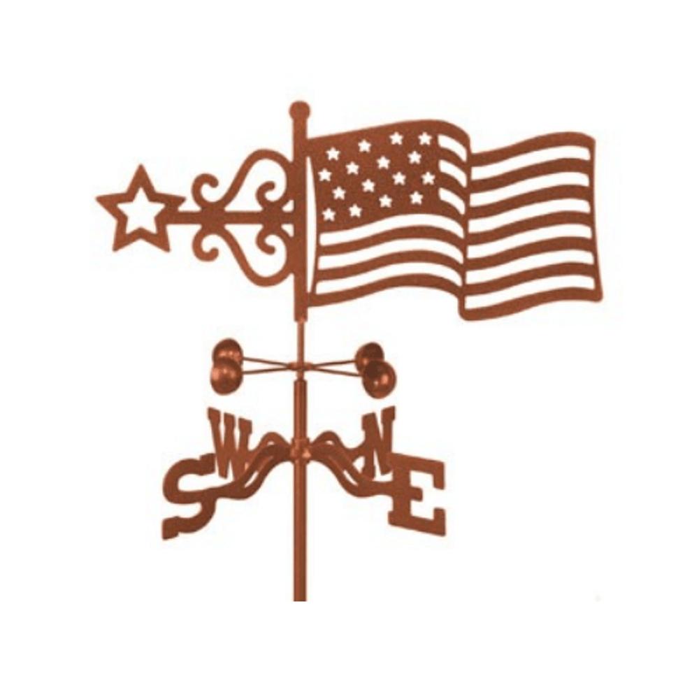 American Flag Weathervane | EZ Vane