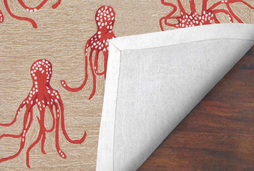 Octopus Coral Area Rug | Trans Ocean | CAP46167717