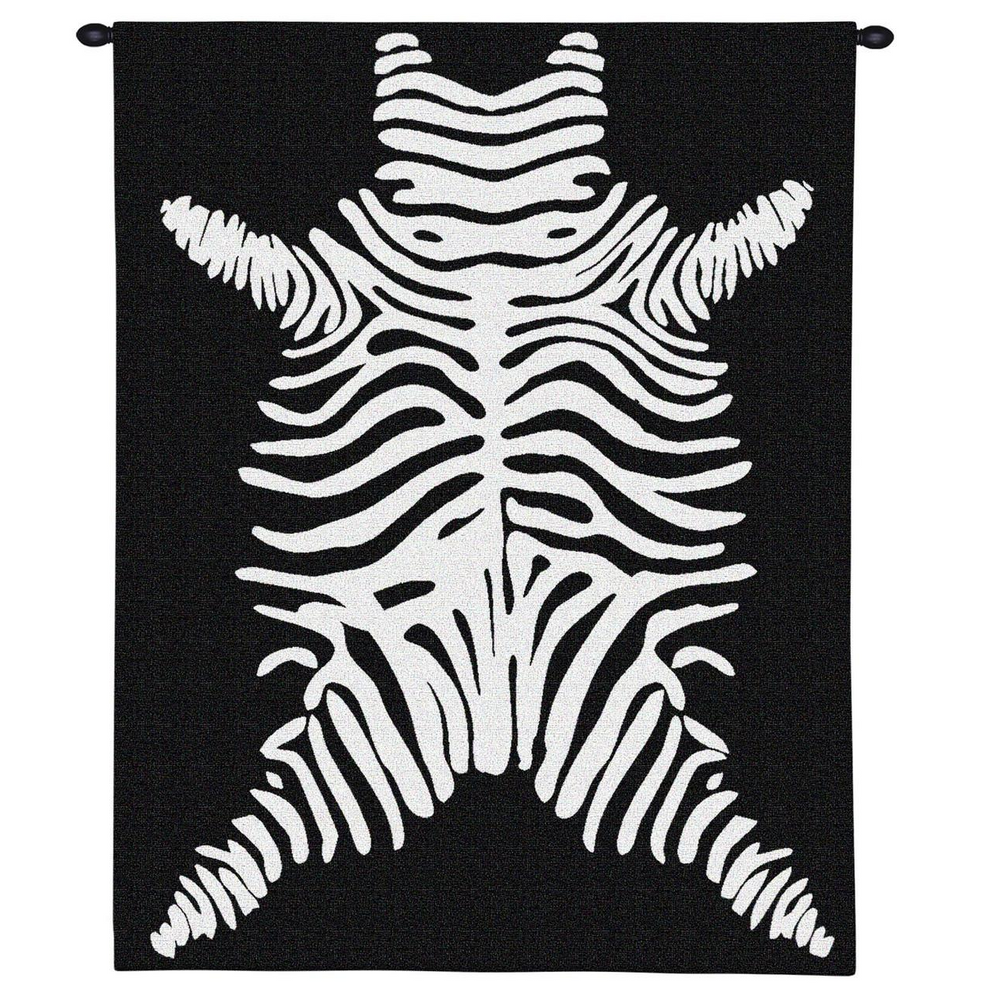 Imperial Zebra Tapestry Wall Hanging | Pure Country | FTT6871WH