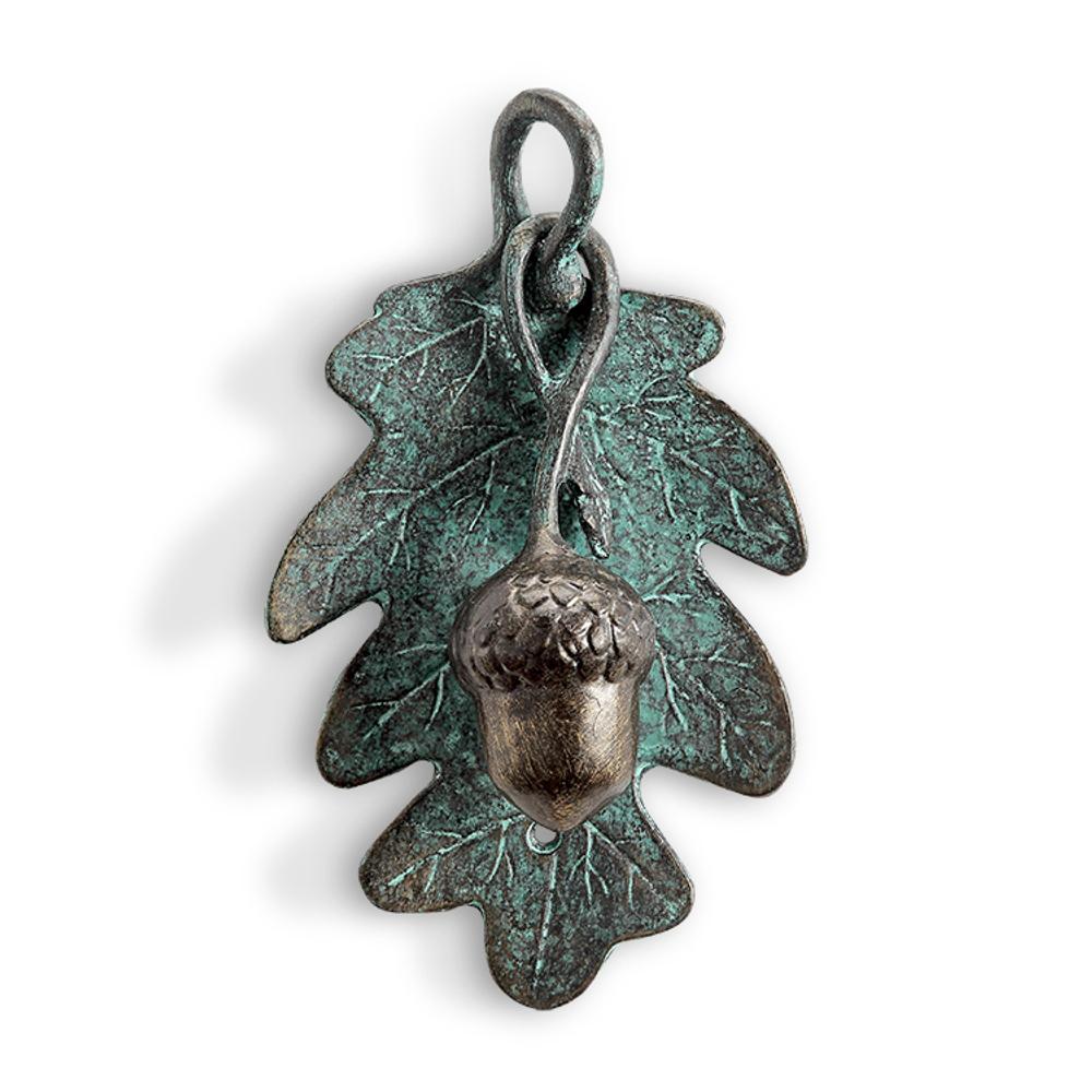 Acorn and Oak Leaf Door Knocker | SPI Home | 34817