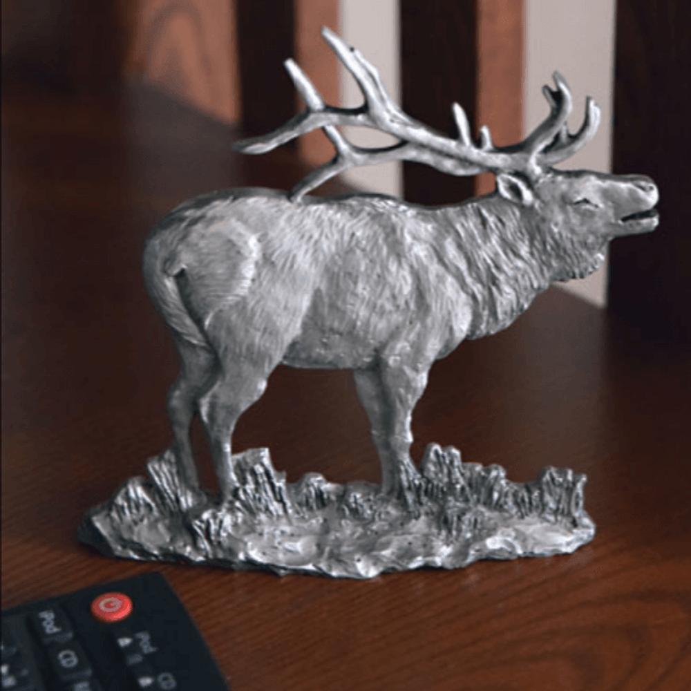 Elk Pewter Figurine | Andy Schumann | SCH125110