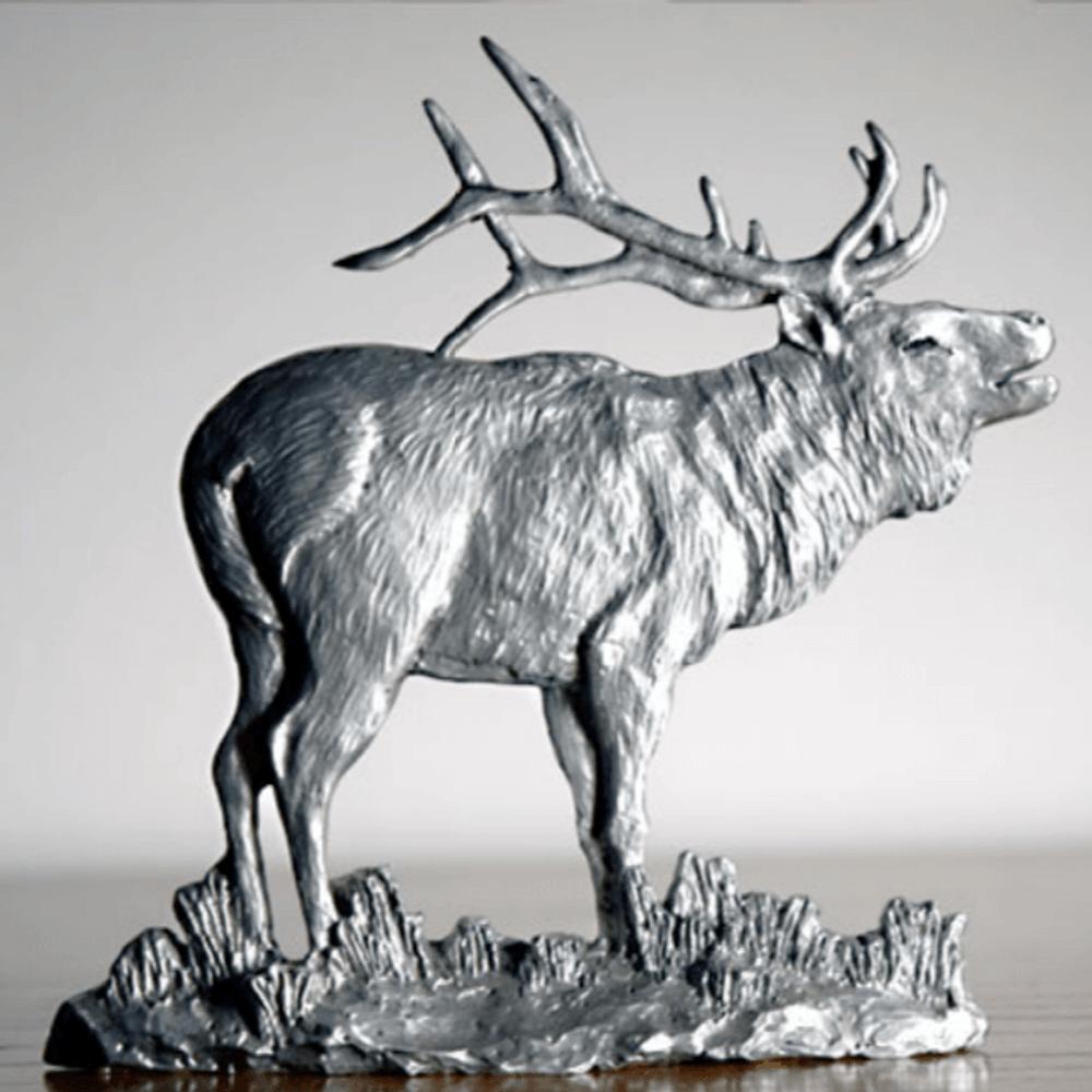 Elk Pewter Figurine | Andy Schumann | SCH125110 -2