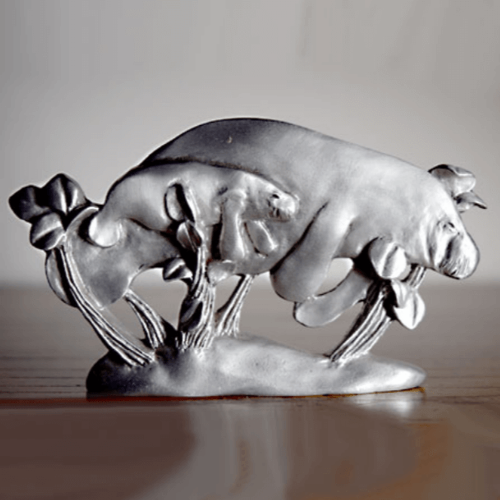 Manatee Pewter Figurine | Andy Schumann | SCH125109 -2
