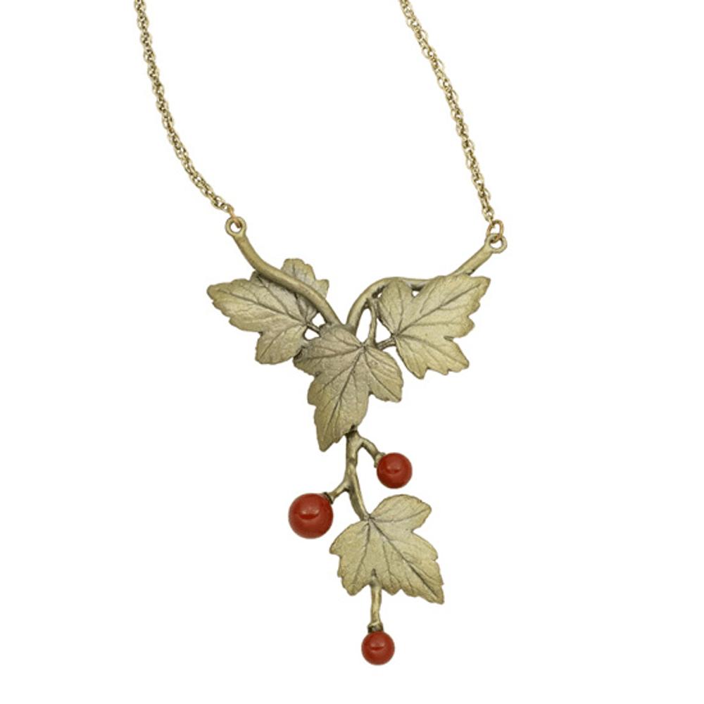 Gooseberry Necklace | Michael Michaud Jewelry | SS9200BZRJ