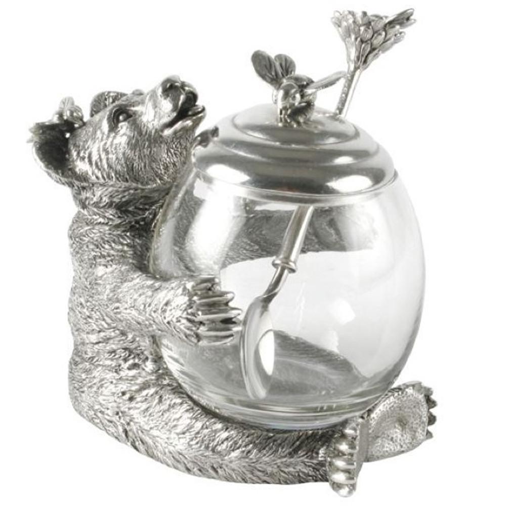 Bear Honey Pot | Vagabond House | B451H