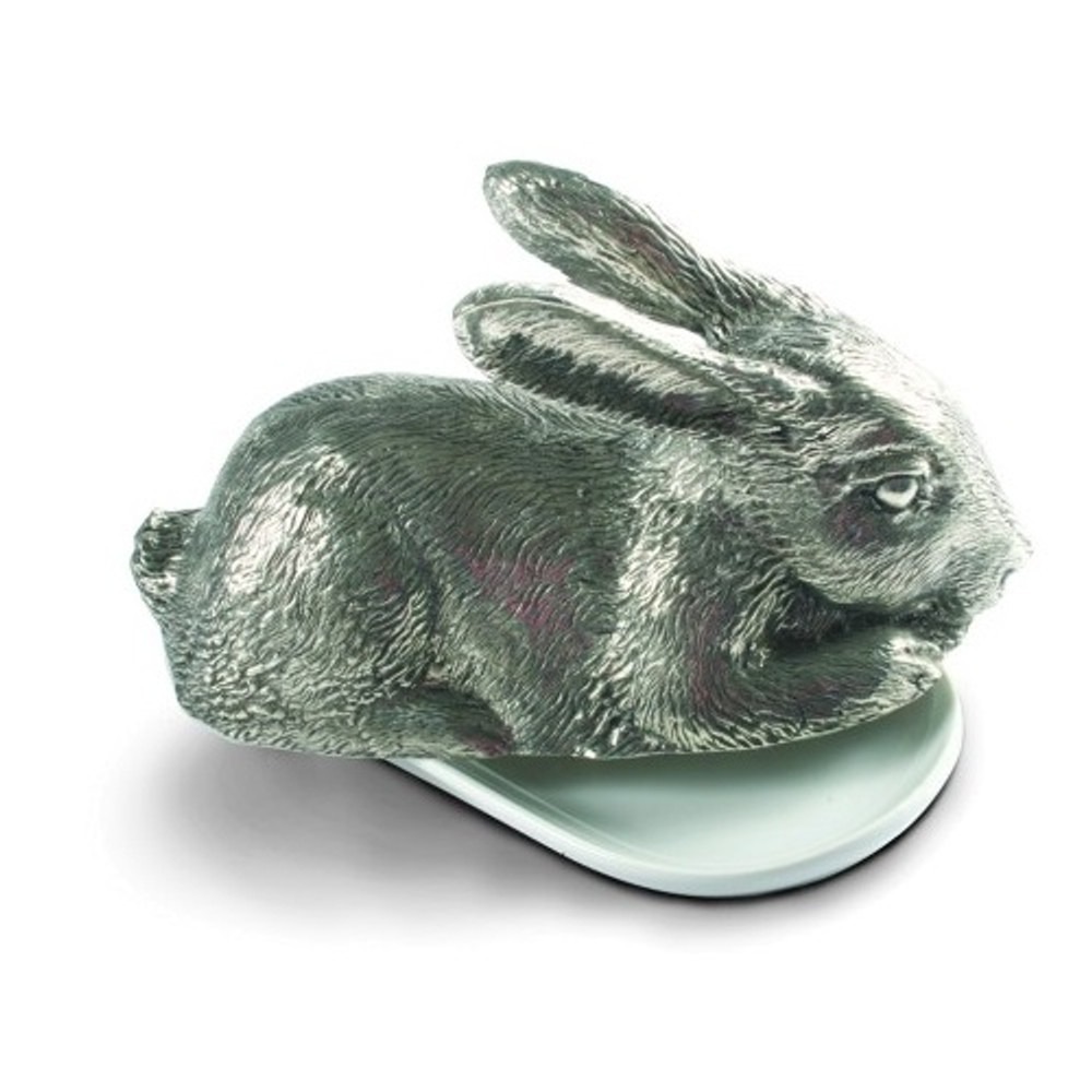 Rabbit Butter Dish | Vagabond House | G108R