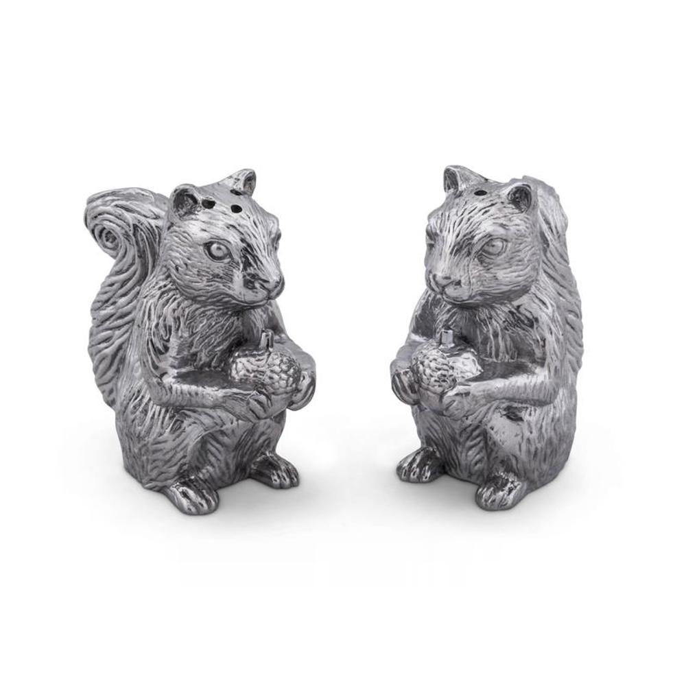 Squirrel Salt and Pepper Shakers | Arthur Court Designs | 116L16