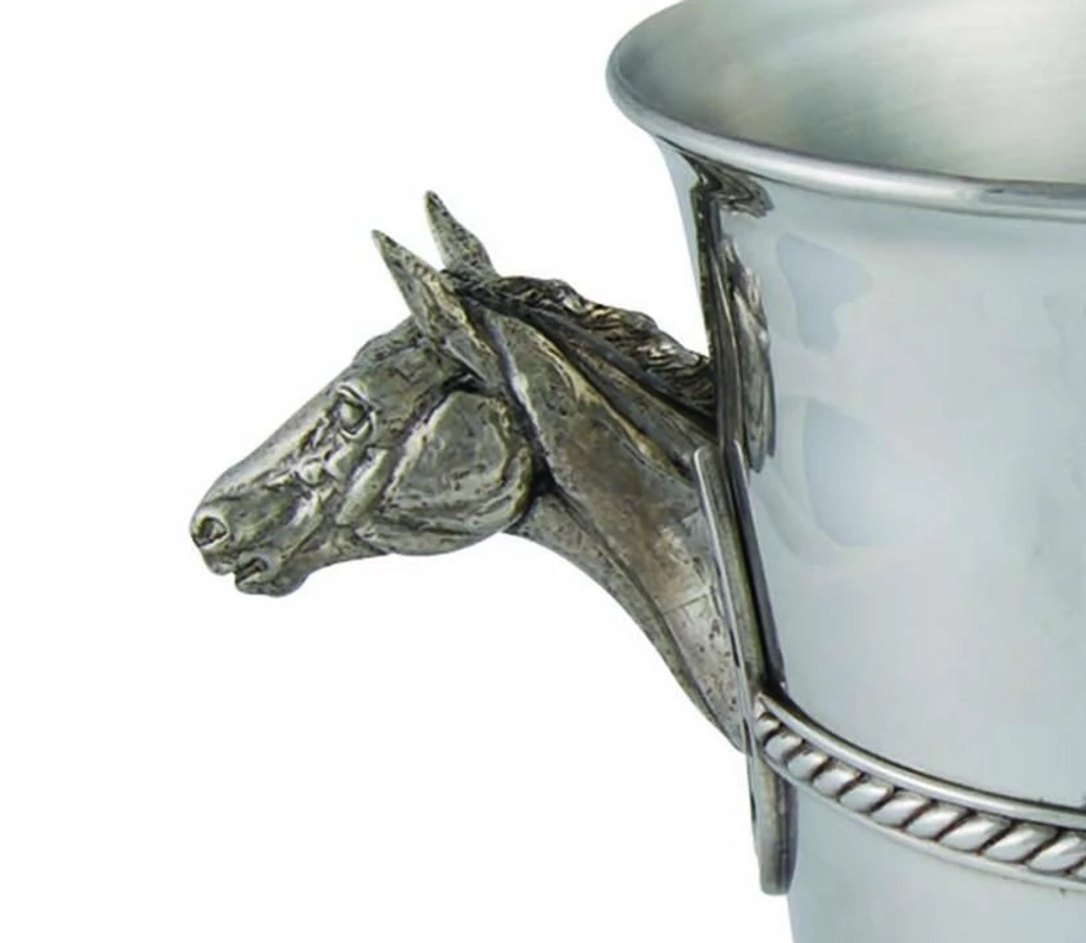 Thoroughbred Ice/Champagne Bucket | Vagabond House | H103B