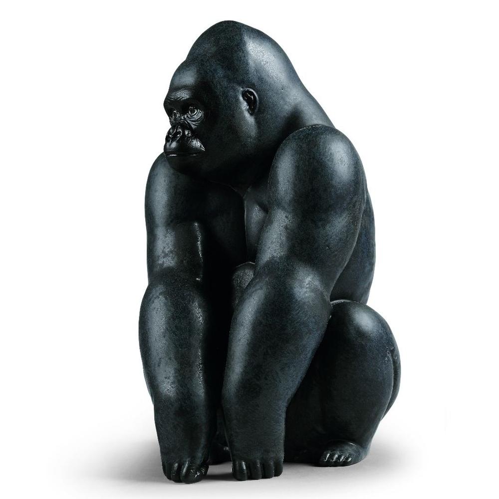 Gorilla Porcelain Figurine | Lladro | 01012555 -2