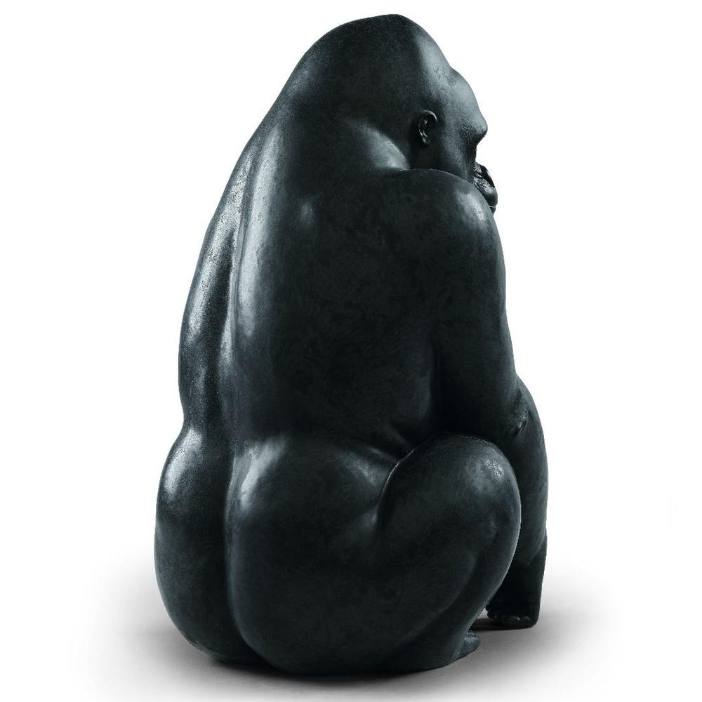 Gorilla Porcelain Figurine | Lladro | 01012555 -3