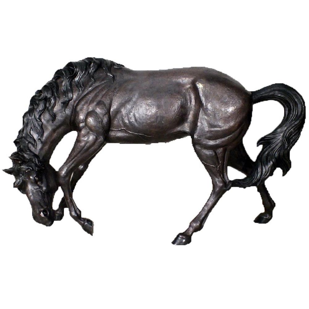 Mother Horse Bronze Outdoor Statue | Metropolitan Galleries | SRB30541