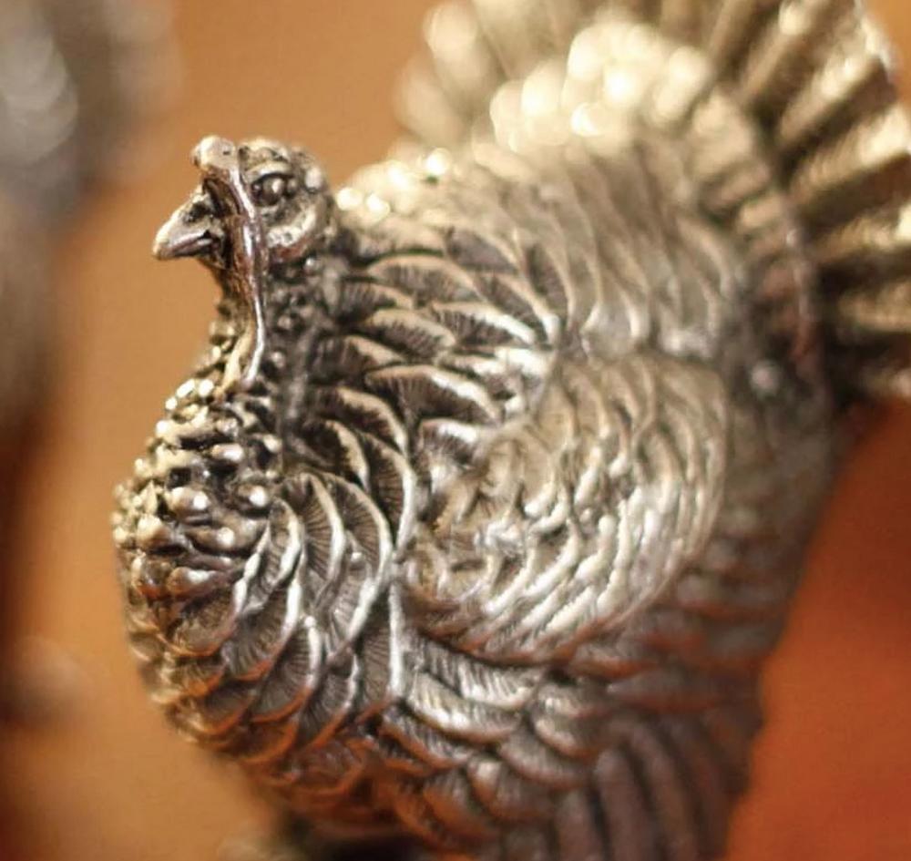 Turkey Salt Pepper Shakers | Vagabond House | K116T