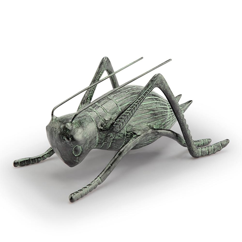 Lucky Cricket Garden Sculpture | 34897 | SPI Home