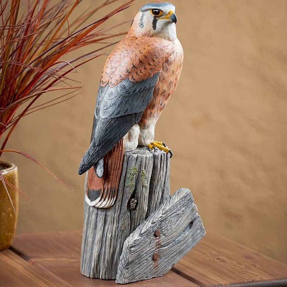Kestrel Hawk Sculpture | 6209512830