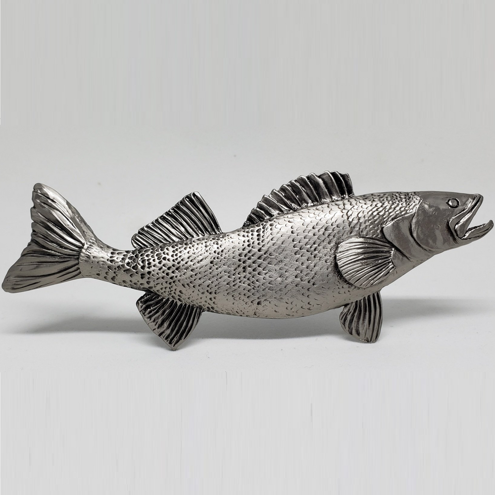 Walleye Grille Ornament | Grillie