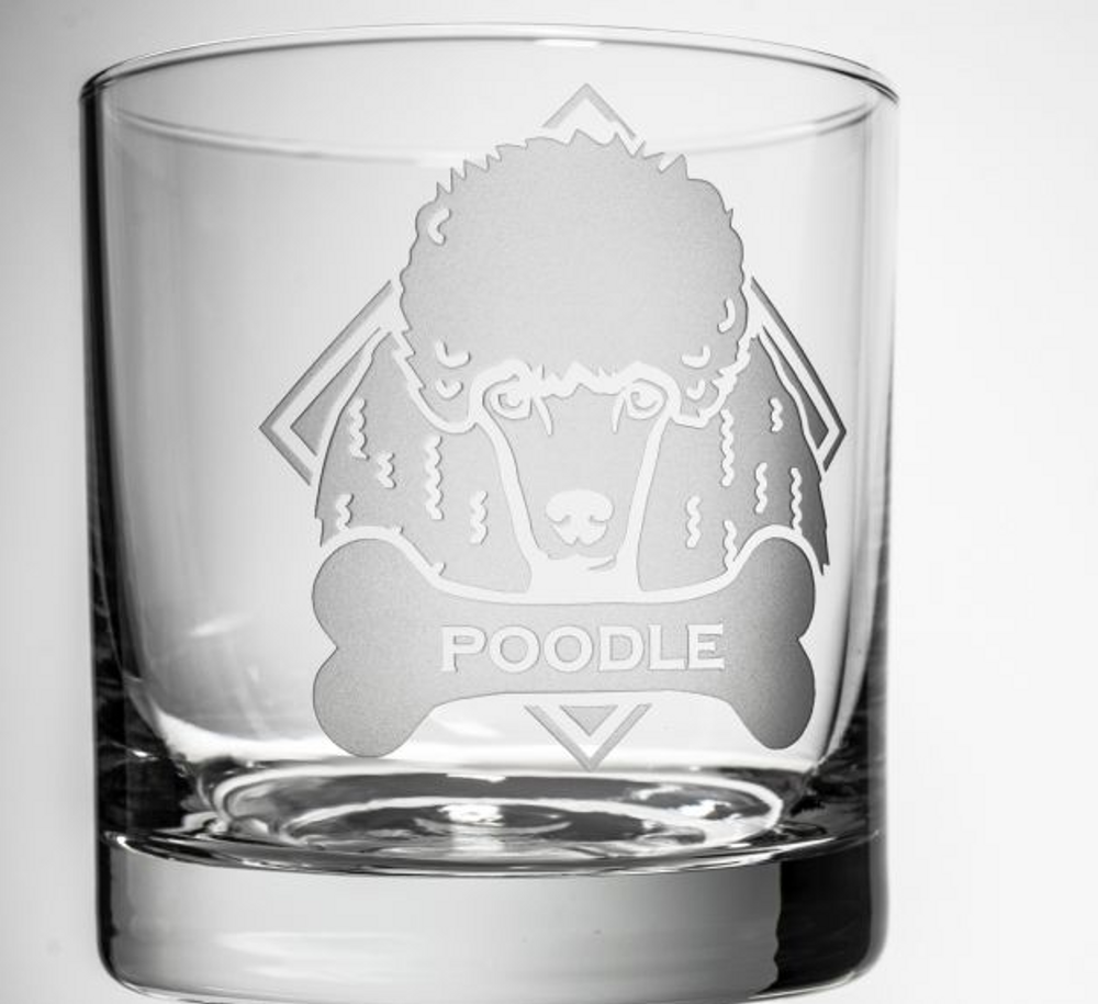 Poodle Whiskey Decanter Gift Set | Rolf Glass | 361901
