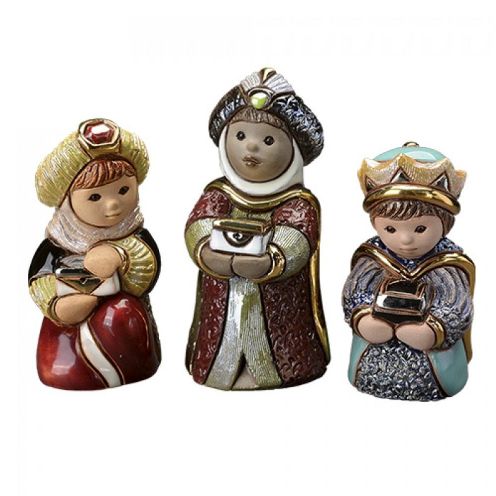 Ceramic Nativity Figurine 13 Piece Set | De Rosa| nativity13pc -3