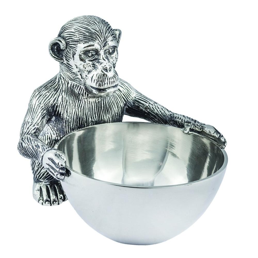 Safari Monkey Aluminum Bowl | Home Designs | 42118