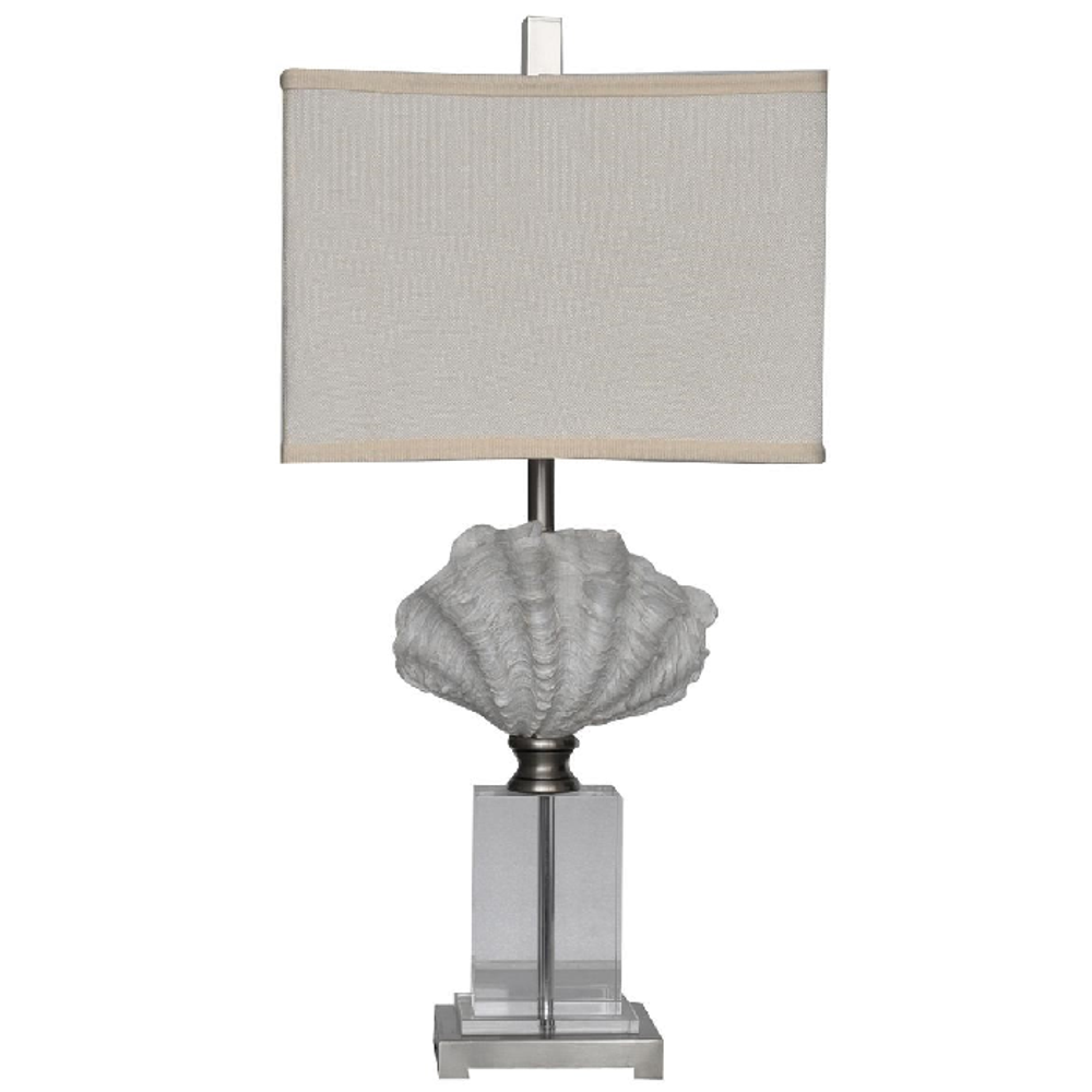 Crystal Beach Table Lamp | Crestview Collection | CVCCVABS682