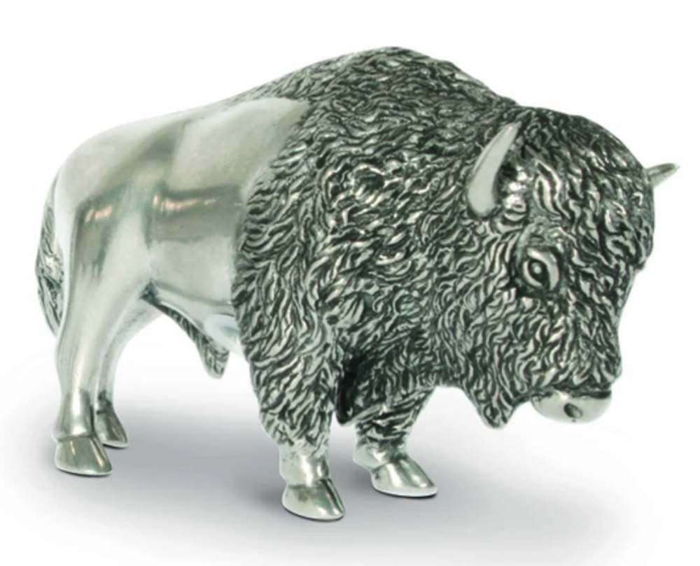 Bison Salt Pepper Shakers | Vagabond House | V976