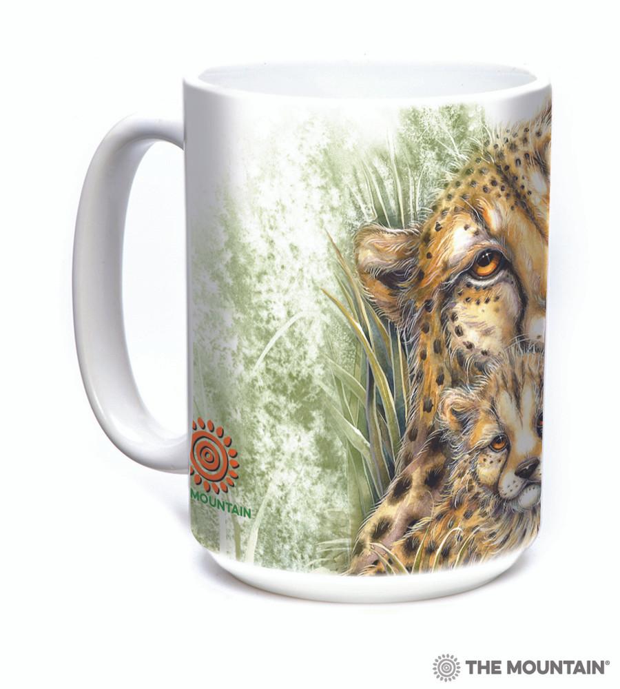 Cheetahs 15oz Ceramic Mug | The Mountain | 57627609011