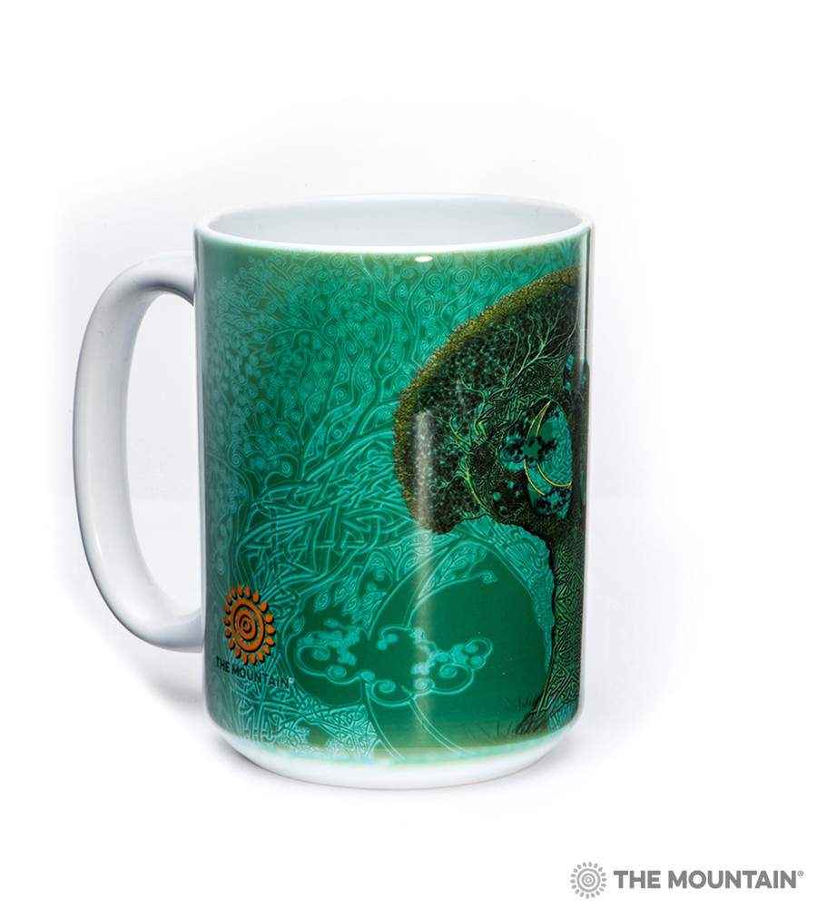 Celtic Roots Tree 15oz Ceramic Mug | The Mountain | 57148509011 | Tree Mug