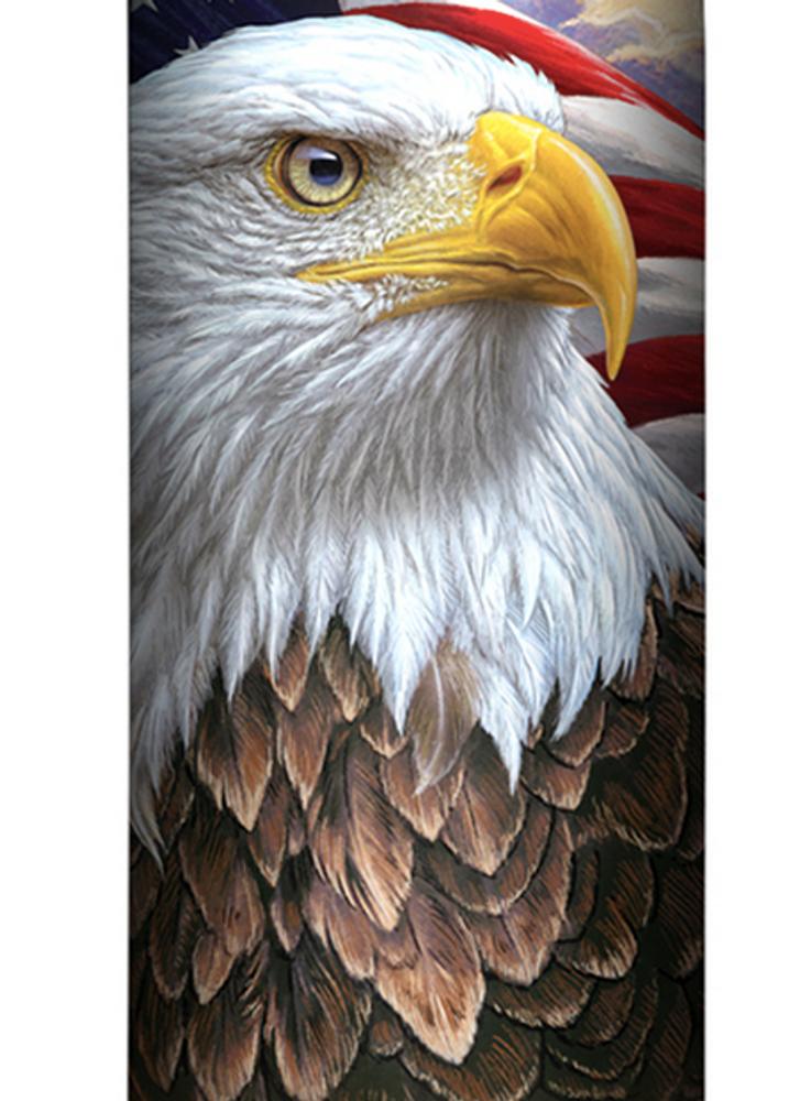 Independence Eagle Stainless Steel 17oz Travel Mug | The Mountain | 5948481 | Eagle Travel Mug