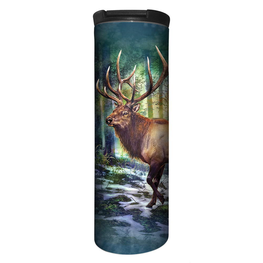 Sunlit Elk Stainless Steel 17oz Travel Mug | The Mountain | 5961851 | Elk Travel Mug