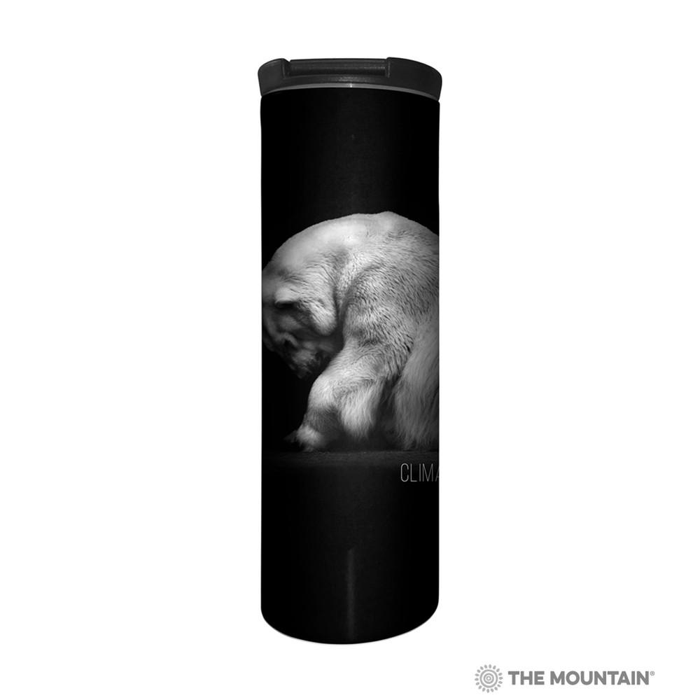 Polar Bear 17oz Travel Mug | Climate Change is Real | The Mountain | 5959831 | Polar Bear Travel Mug