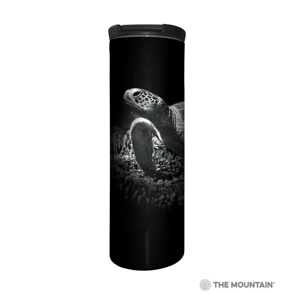 Sea Turtle 17oz Travel Mug   Littering Kills   The Mountain   5959821   Turtle Travel Mug