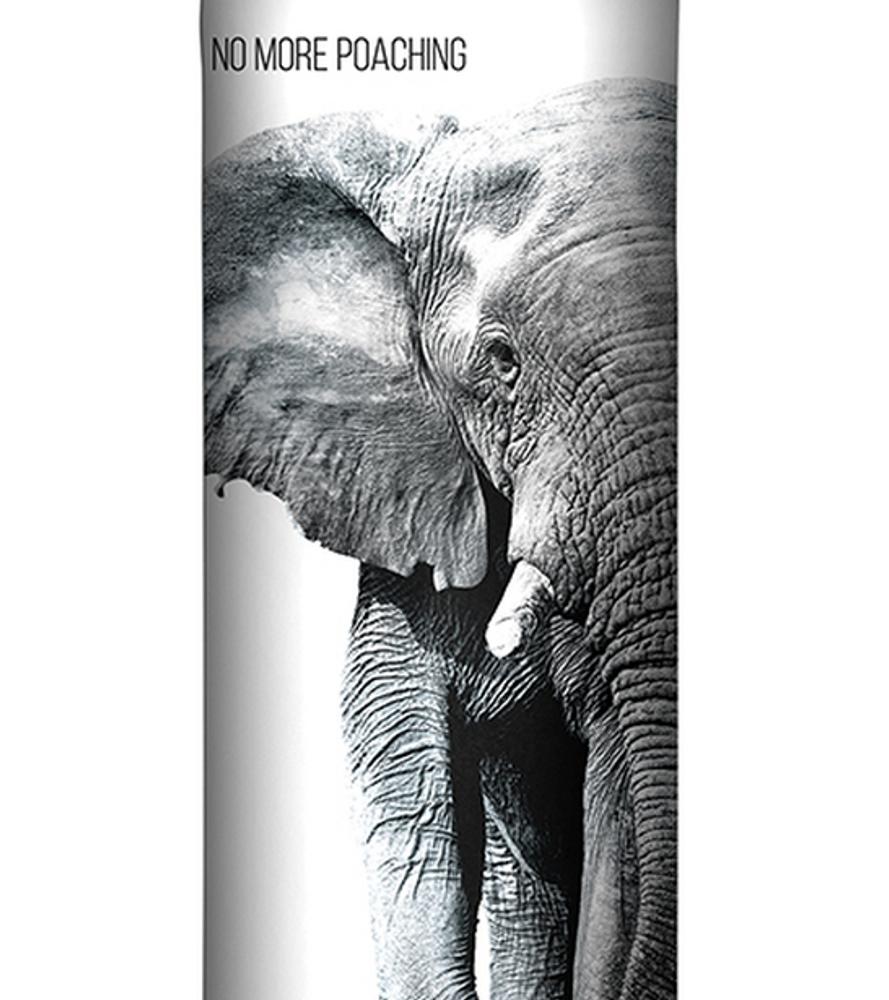 Elephant 17oz Travel Mug | No More Poaching | The Mountain | 5955501 | Elephant Travel Mug