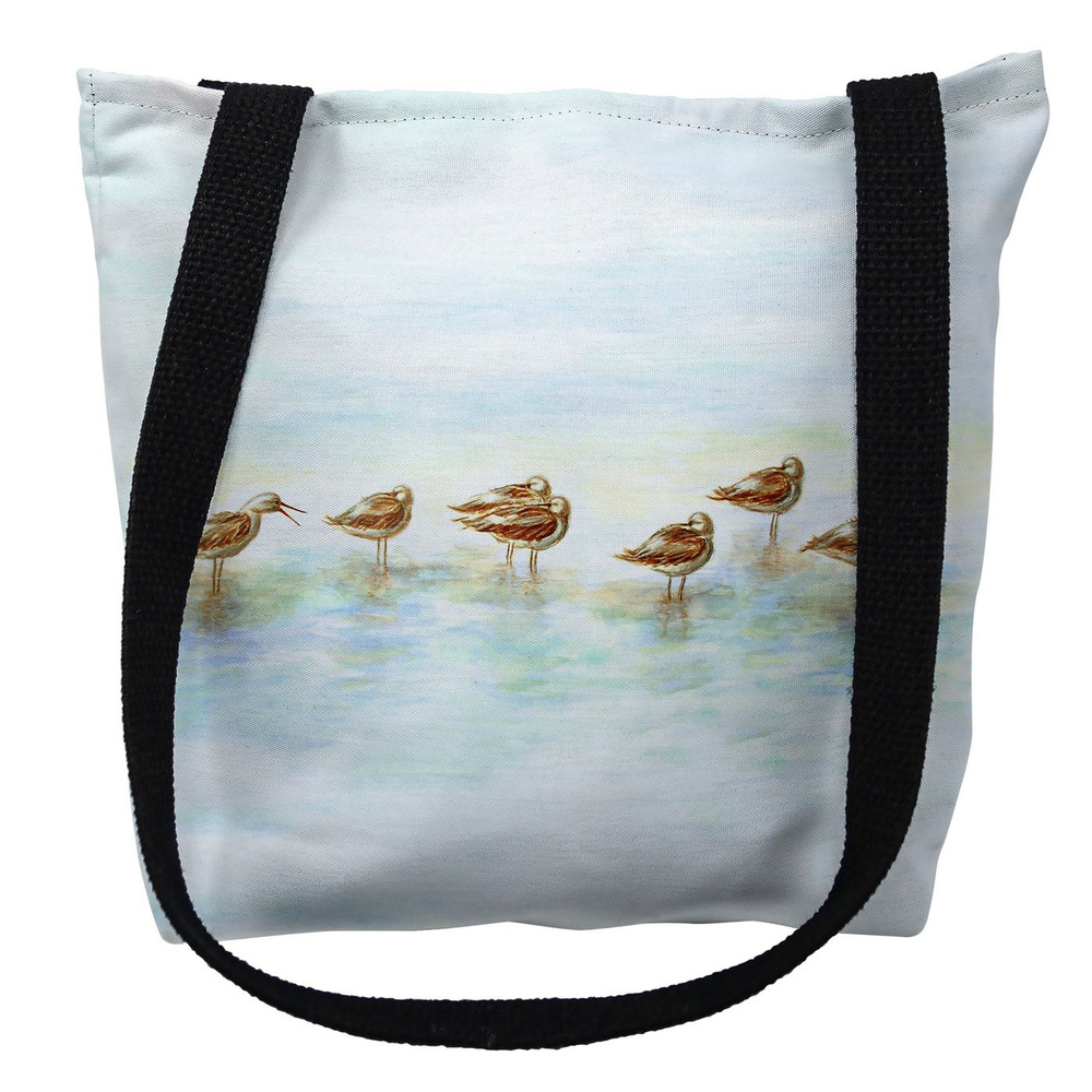 Avocets Tote Bag | Betsy Drake | TY024M