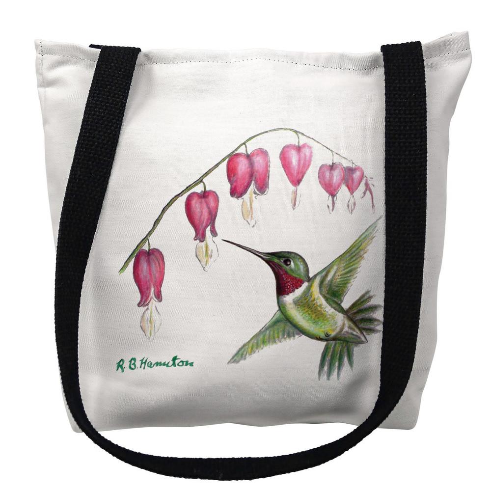 Hummingbird Tote Bag | Betsy Drake | TY030M