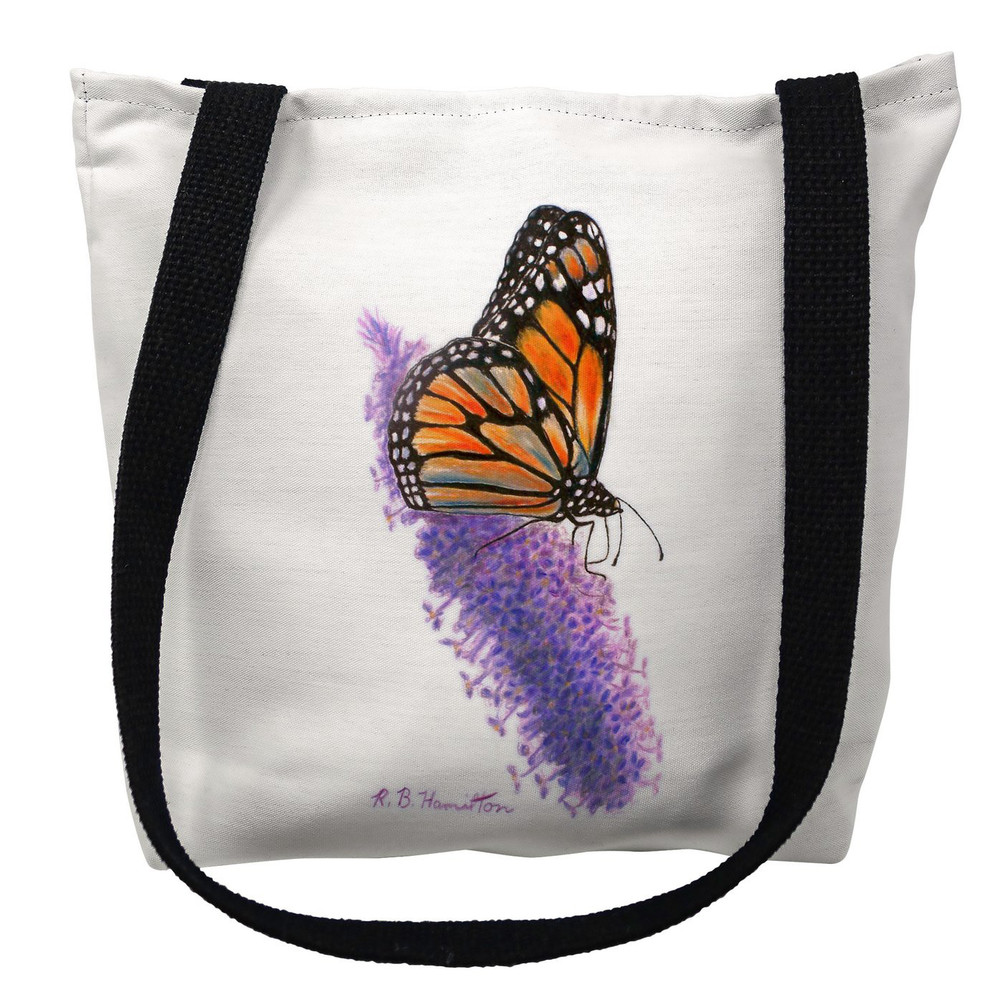 Monarch Butterfly Tote Bag | Betsy Drake | TY046M