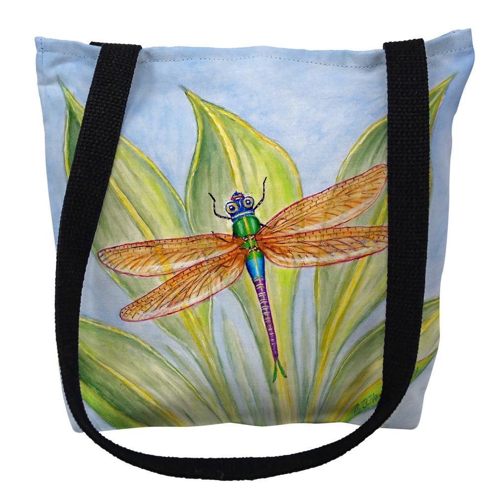 Dragonfly Tote Bag   Betsy Drake   TY299M