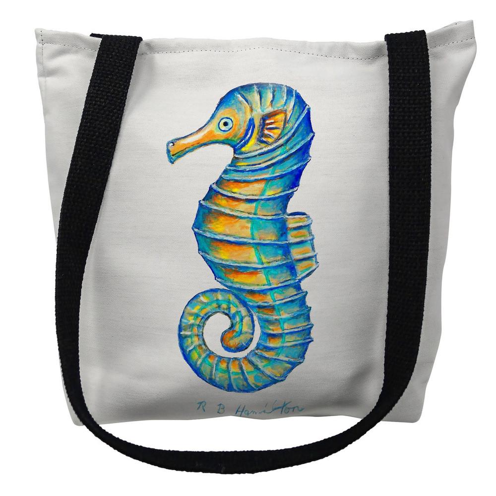 Ray's Seahorse Tote Bag | Betsy Drake | TY089M